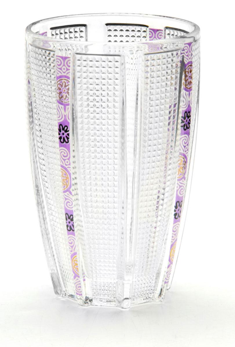 Набор стаканов Loraine, 300 мл, 6 шт. 2469024690Набор стаканов MAYER & BOCH состоит из шести стаканов, выполненных из прочного натрий-кальций-силикатного стекла. Внешние стенки изделий украшены изящным рельефом. Такие стаканы прекрасно подойдут для подачи лимонада, сока, воды и других напитков. Набор стаканов MAYER & BOCH станет незаменимым на вашей кухне, а изящный дизайн порадует любую хозяйку.