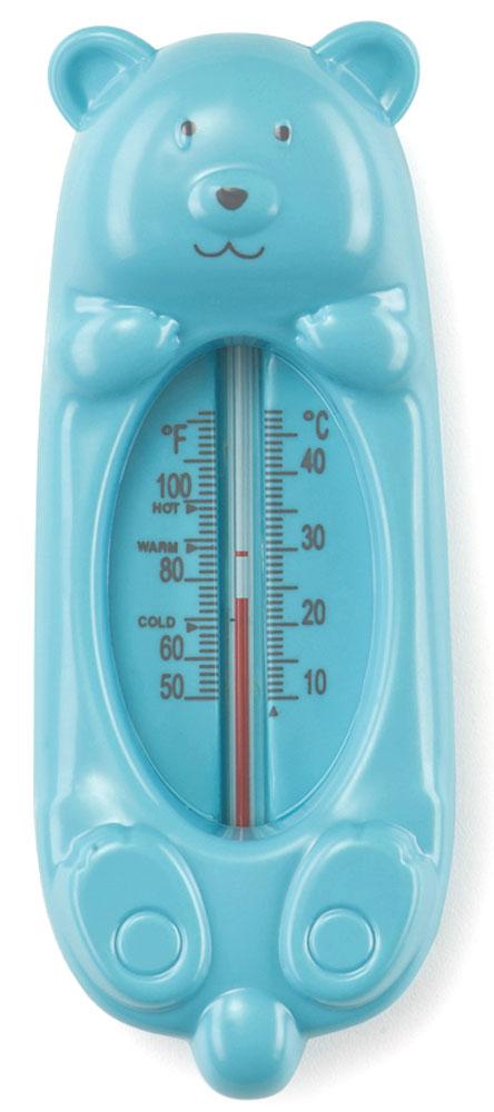 Happy Baby Термометр для воды Медвежонок цвет бирюзовый