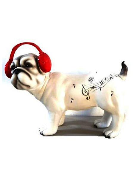 Садовая фигура Marquis Собака белая, 43 см х 17 см х 32 см115-MR115-MR. Фигура - Собака белая. Материал: Полистоун. Размеры ДхШхВ: 43х17х32 см. Вес товара: 3,600 кг.