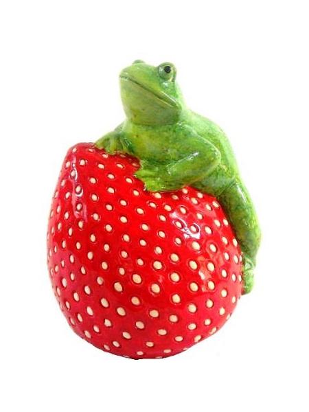 Садовая фигура Marquis Лягушонок, 16 см х 15 см х 20 см149-MR149-MR. Садовая фигура - Лягушонок. Материал: Керамика. Размеры ДхШхВ: 16х15х20 см. Вес товара: 0,880 кг.