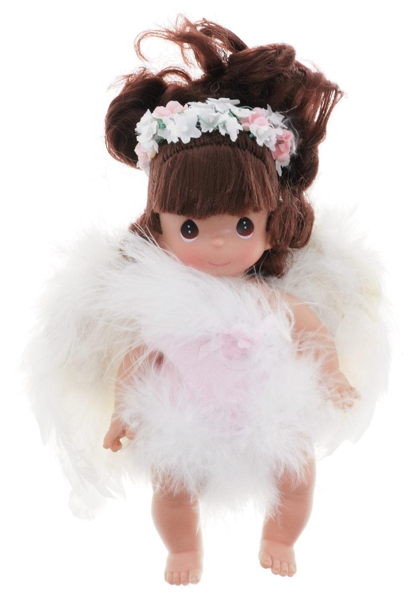 Precious Moments Мини-кукла Ангелочек брюнетка