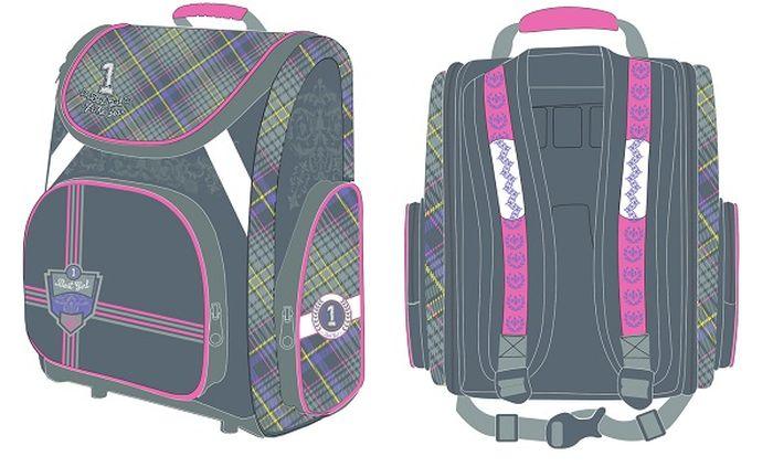 Hatber Рюкзак Compact Plus ChampionNRk_07504Серия Compact+ - это эргономичный ранец в комплекте с мешком для обуви, предназначенный для детей младшего школьного возраста. Особенностью данной модели является возможность её раскрытия до плоского состояния, что делает хранение рюкзака максимально удобным и облегчает уход за ним. Отличается лёгкостью и долговечностью. Рельеф спинки ранца разработан с учётом особенностей детского позвоночника, предотвращает перенапряжение мышц спины. Дополнительный ремешок на поясе фиксирует ранец, препятствуя смещению центра тяжести. Конструкция лямок обеспечивает правильное распределение веса ранца. Дно ранца выполнено из водонепроницаемого материала и оснащено пластиковыми ножками.