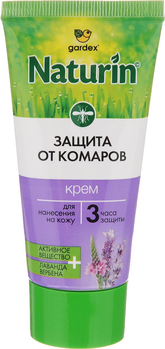 Крем от комаров Gardex Naturin, 50 мл38580100Крем Gardex Naturin специально разработан для бережной защиты. Он эффективно защищает от укусов комаров, москитов и мокрецов в течение трех часов. Благодаря активным веществам лаванды и вербены крем ухаживает за кожей, смягчая и увлажняя ее. Не содержит спирт. Состав: 10% N,N-диэтилтолуамид, гелевая основа, эфирные масла вербены и лаванды (отдушка), вода. Товар сертифицирован.
