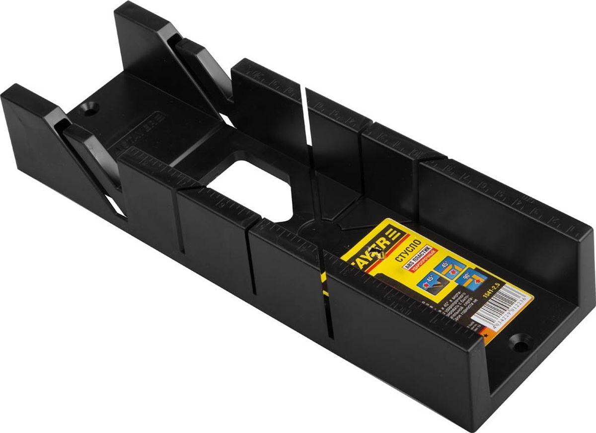 Стусло Stayer Standard пластмассовое, Midi-Plus, для заготовок до 65 х 35 мм1541-2,5