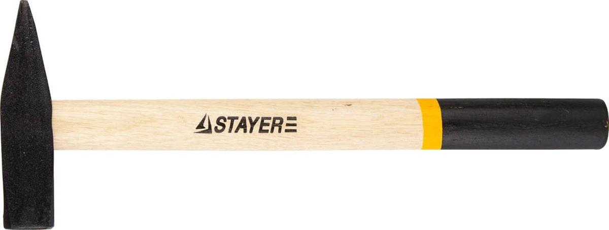 Молоток слесарный Stayer Master кованый с деревянной рукояткой, 0.5 кг2002-05