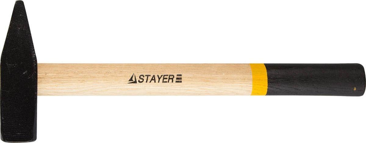 Молоток слесарный Stayer Master кованый с деревянной рукояткой, 0.8 кг2002-08