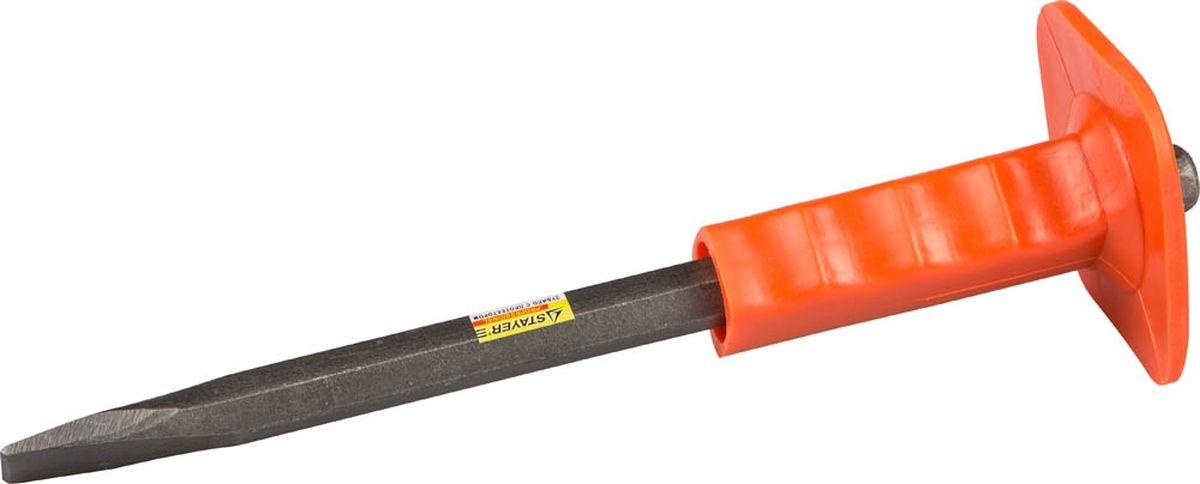 """Зубило Stayer """"Profi"""" с протектором, 300 мм ( 2122-30 )"""