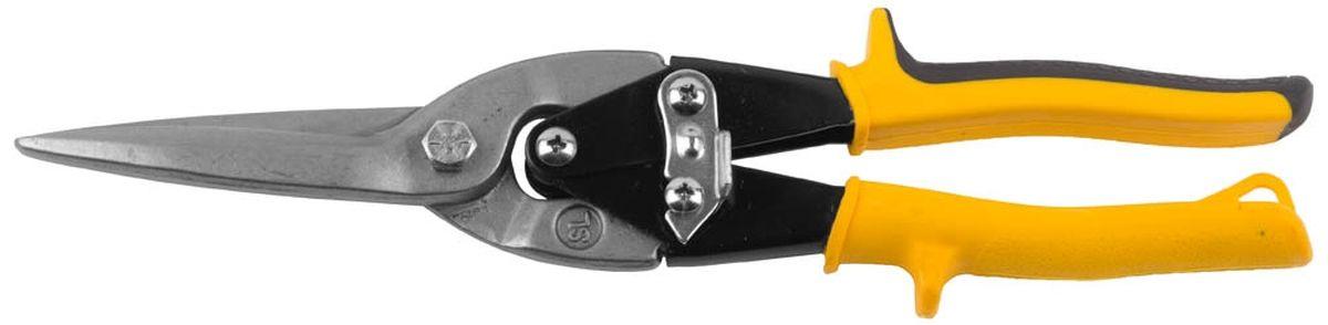 Ножницы по металлу рычажные Stayer Max-Cut, прямые удлиненные, 290 мм23055-29