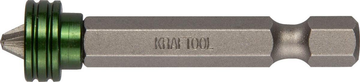 "���� Kraftool ""Expert"", � ��������� ����������-�������������, ��� ���������� E 1/4"", PH2, 50 ��"