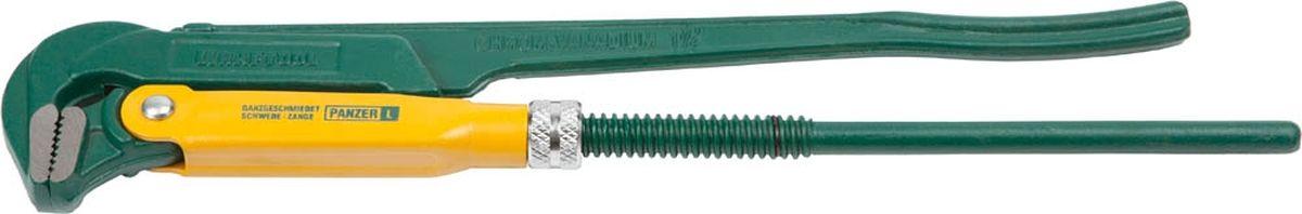 Ключ Kraftool трубный, тип PANZER-L, прямые губки, Cr-V сталь, цельнокованный, 1 1/2/440 мм2734-15_z01