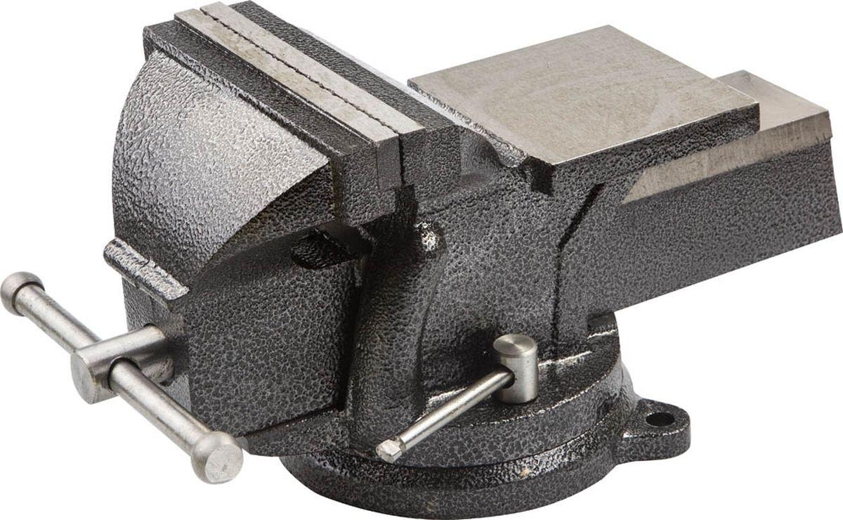 Тиски Stayer Standard слесарные с поворотным основанием, 150 мм/ 12,5 кг3254-150