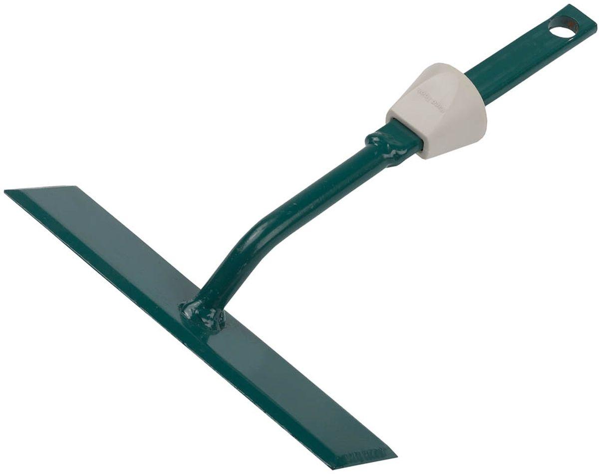 Мотыга садовая Raco, прямоугольная, с быстрозажимным механизмом, ширина 16 см4230-53820Садовая мотыга Raco предназначена для рыхления почвы и прополки. Мотыга изготовлена из штампованной стали, остро заточена и покрыта защитной краской зеленого цвета. Рабочая часть оснащена лезвием прямоугольного профиля, а так же быстрозажимным механизмом. Ширина рабочей части 16 cм.