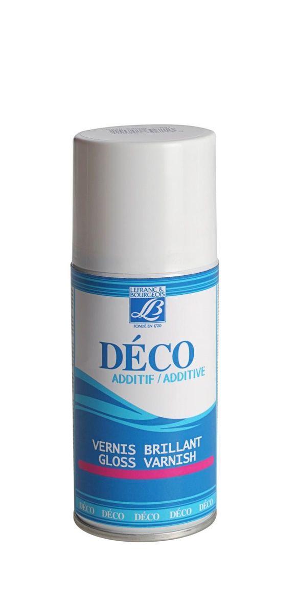 Лак Lefranc & Bourgeois Deco в аэрозоли, глянцевый, 150 мл. LF212050LF212050