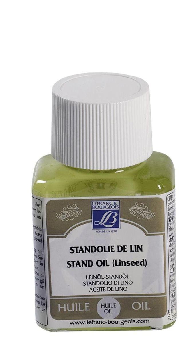 Масло льняное полимерезиновое Lefranc & Bourgeois Louvre, 75 млLF300201