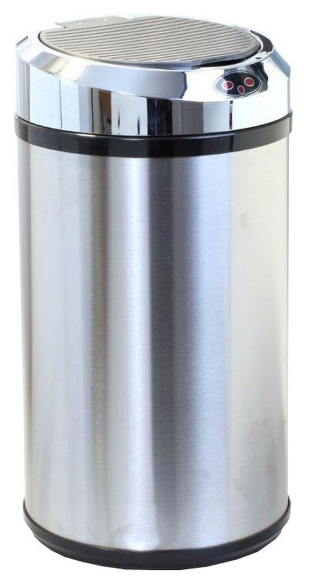 Ведро для мусора DEW A, сенсорное, 18 лBP-01-S-18DEW Ведро для мусора, сенсорное A металл, 18 л