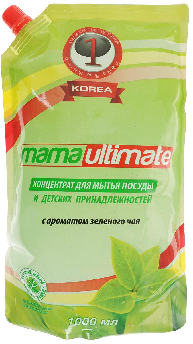 Концентрат для мытья посуды и детских принадлежностей Mama Ultimate, с ароматом зеленого чая, 1 л49320Средство Mama Ultimate, выполненное на основе природных минералов с биоразлагаемой формулой, предназначено для мытья посуды и детских принадлежностей. Обладает смягчающим эффектом для кожи рук, эффективно устраняет неприятные запахи, легко удаляет жир даже в холодной воде. Состав: (30% и более) вода, (5% или более, но менее 15%) натрия лауретсульфат, (менее 5%) алкилбензолсульфокислота, хлорид натрия, гидроксид натрия, метилхлоризотиазолинон и метилизотиазолинон, трилон Б, парфюмерная композиция, краситель. Товар сертифицирован.
