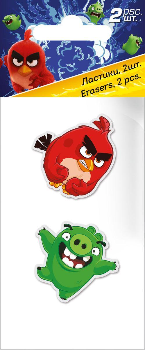 Angry Birds Movie Ластик Набор 2 шт Angry Birds Movie