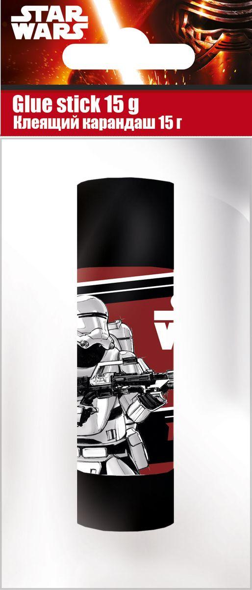 Star Wars Клей на основе ПВА 15 гSWDB-US1-15G-H1Клей-карандаш Star Wars на основе ПВА, для склеивания бумаги и картона.