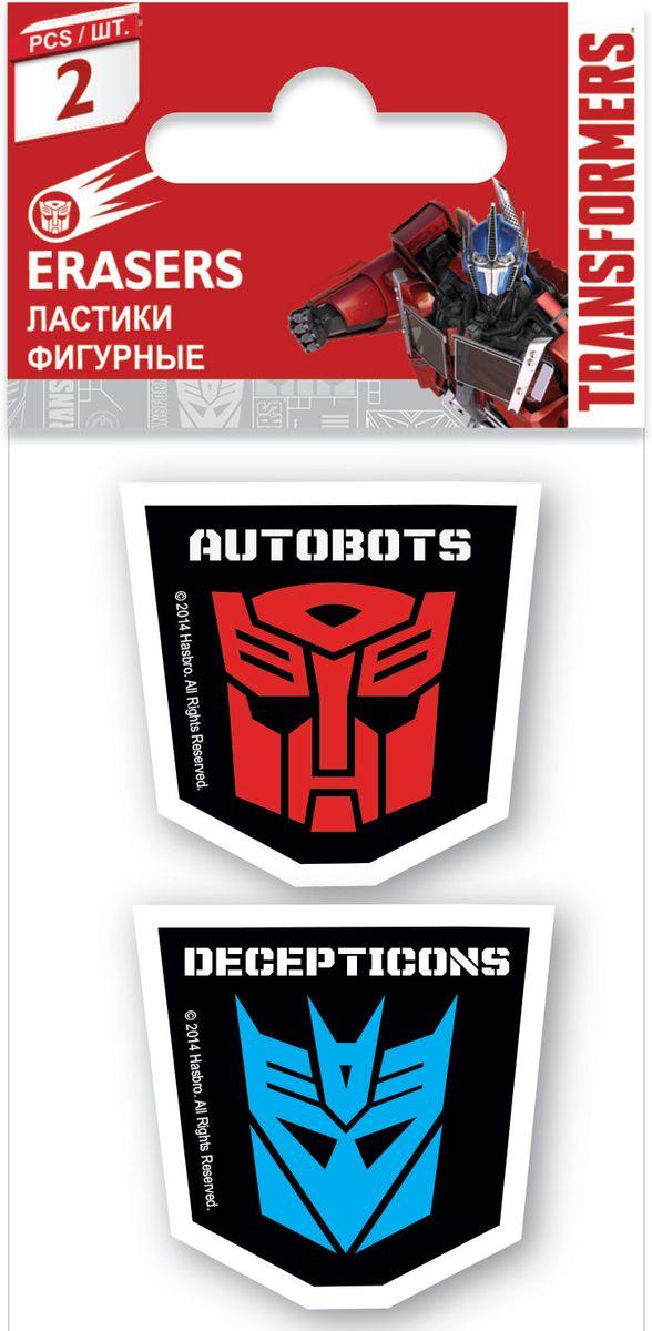 Transformers Prime Ластики фигурные малые 2 шт Transformers Prime