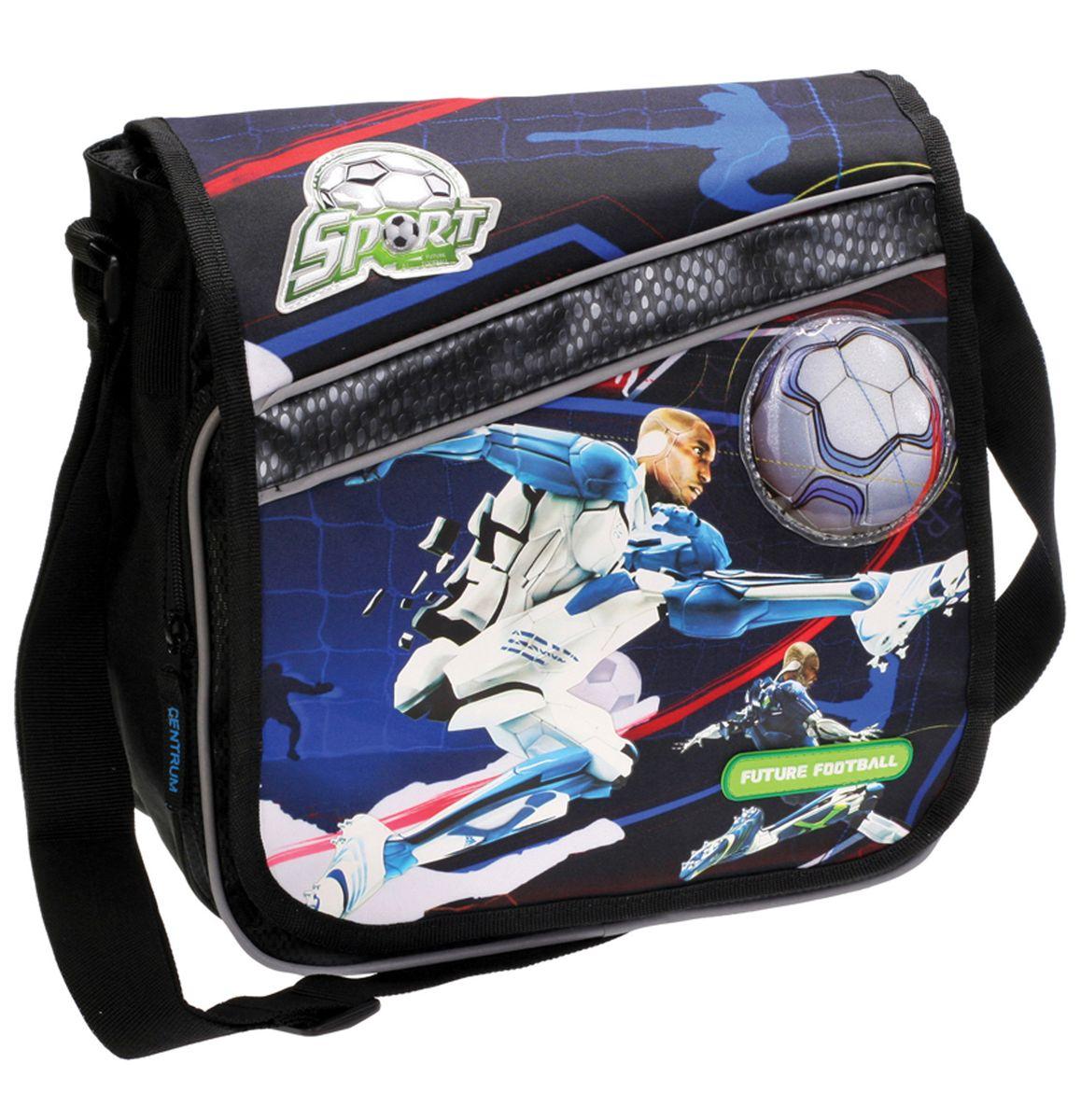 Centrum Школьная сумка Football85340Сумка, серия Футбол, 28*28*11 см., полиэстер 600 ден