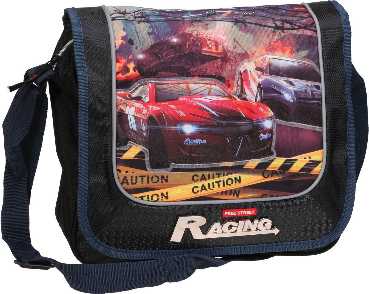Centrum Школьная сумка Racing85345Сумка серия RACING, 32*26,5*11 см., жаккард 600 ден