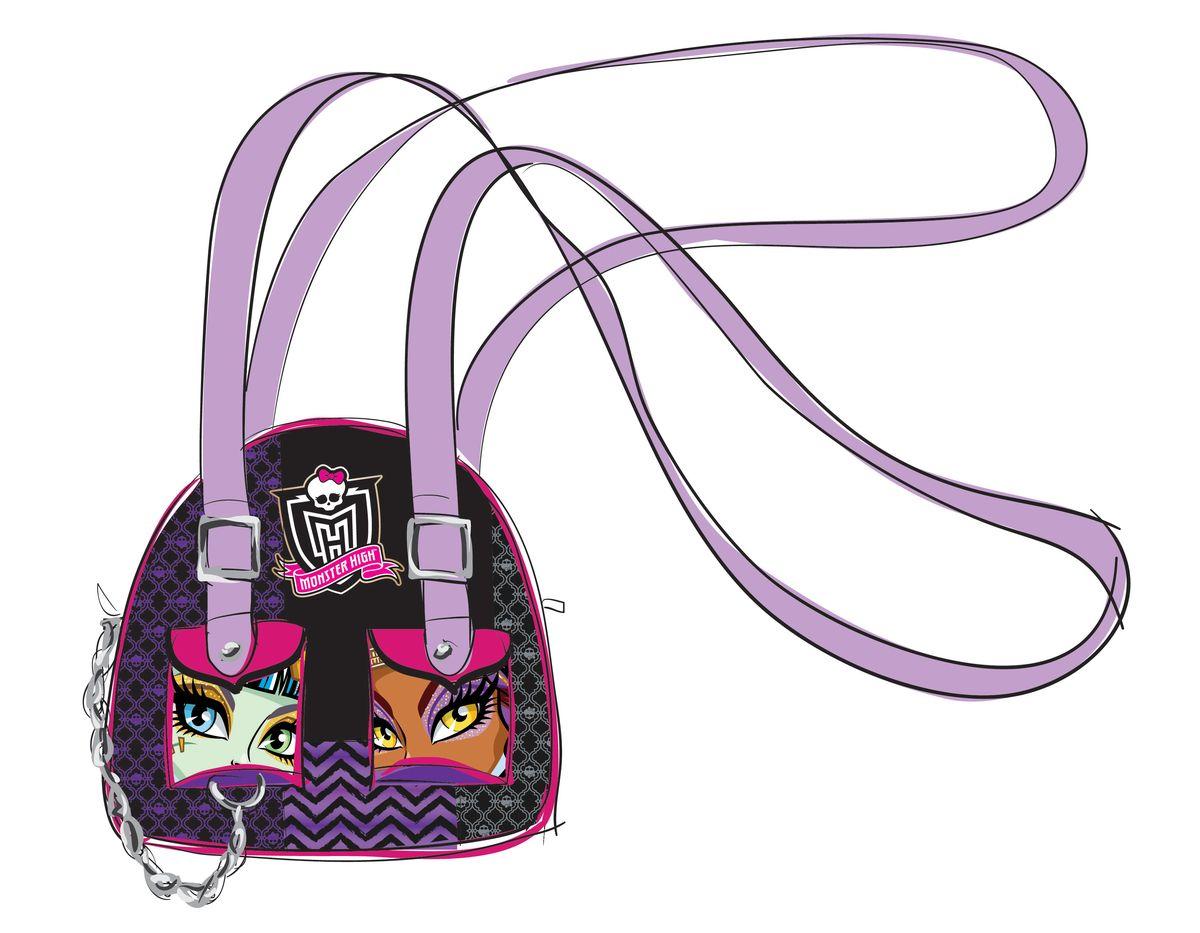 Centrum Школьная сумка Monster High 86057