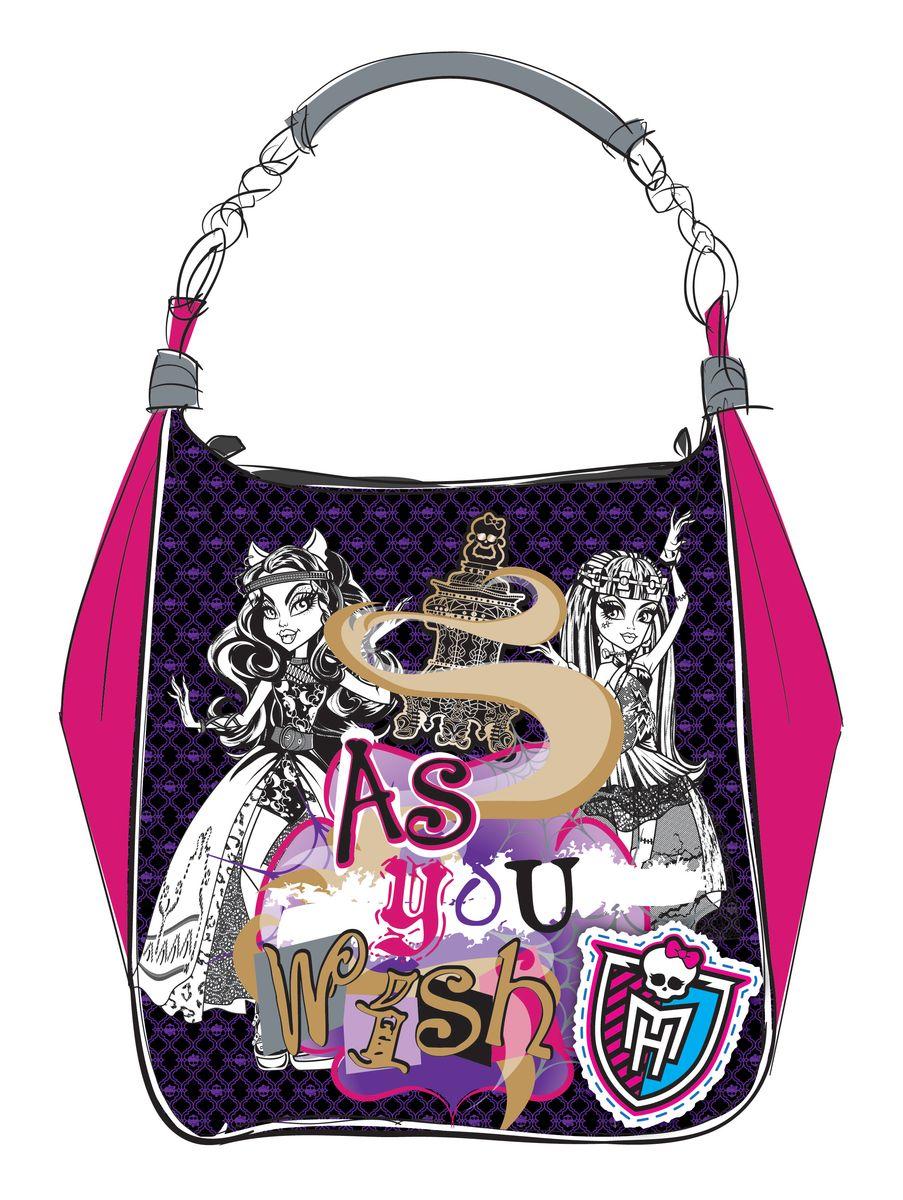 Centrum Школьная сумка Monster High 8605886058Сумка Мonster High, полиэстер, 28х28х10 см.
