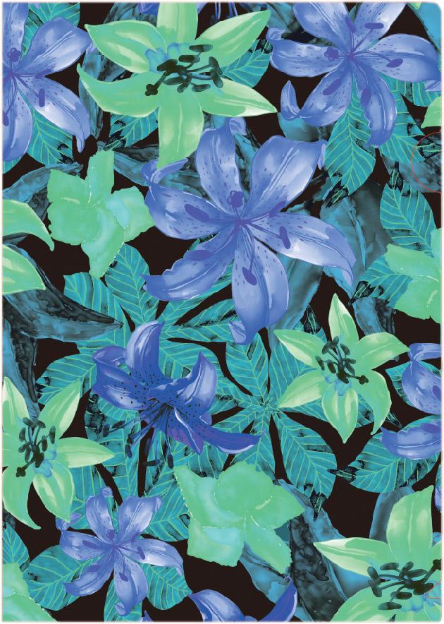 Centrum Папка-уголок Lily формат А4 цвет фиолетовый