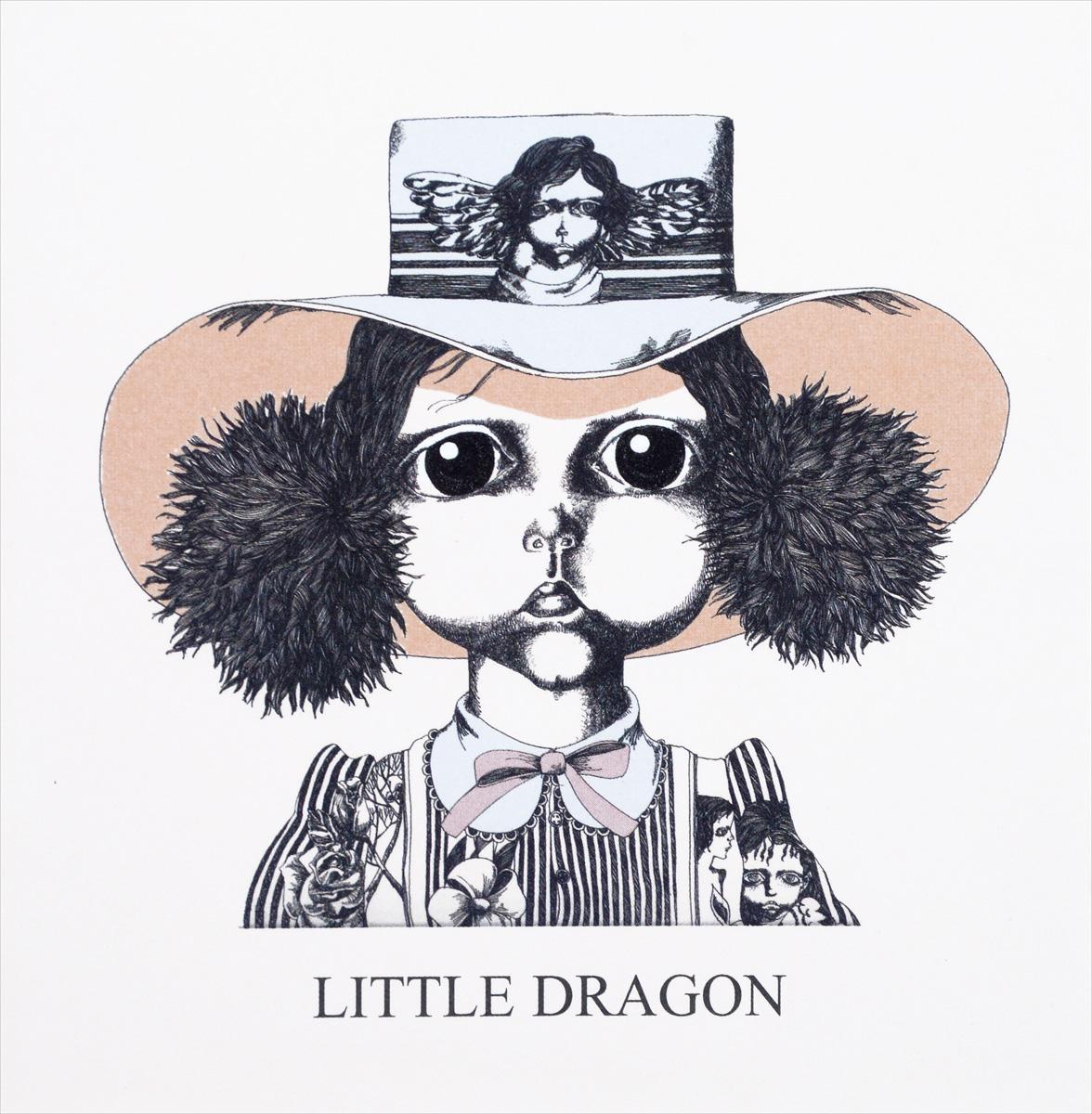 Little Dragon. Little Dragon 2007 Audio CD