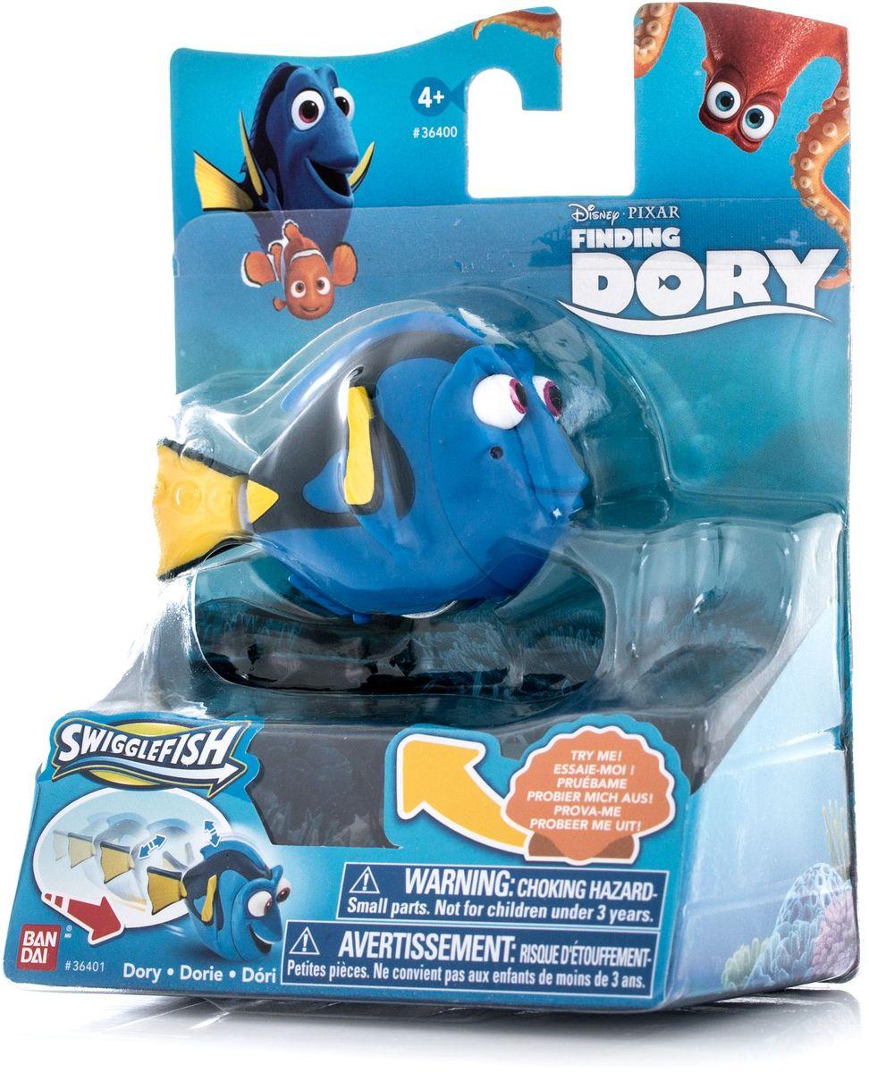Finding Dory Функциональная фигурка 5-8 см36400Главные герои м/ф В поисках Дори 5-8см с подвижным хвостиком, открывающейся пастью (акула); Блистер, функция Try-Me