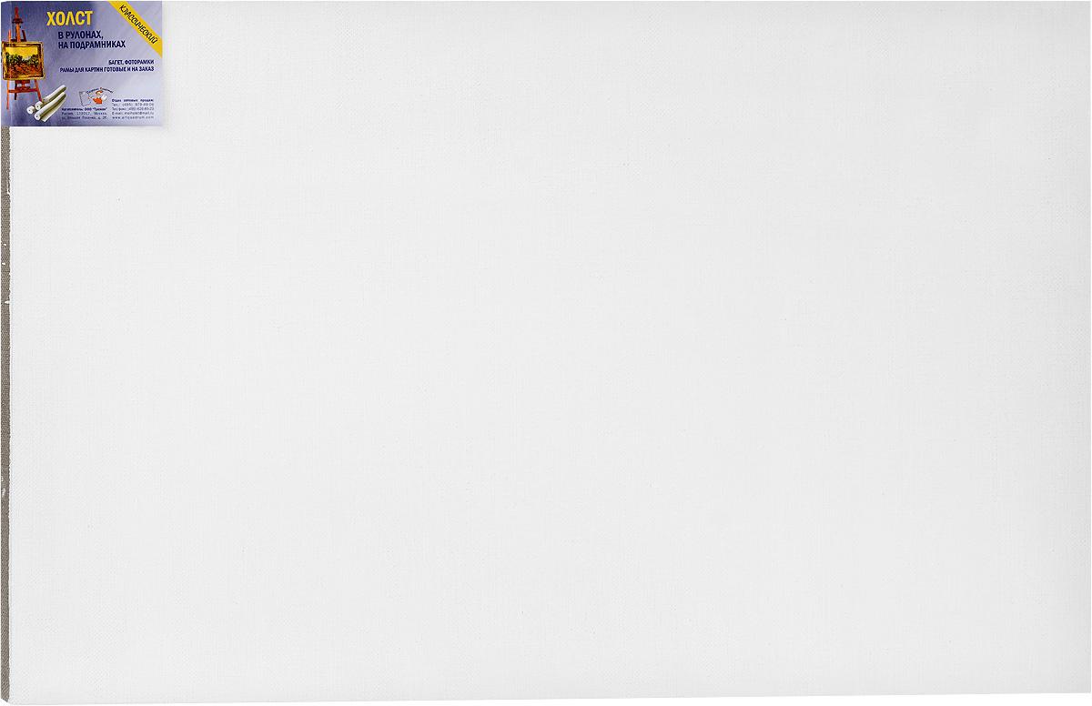 Холст ArtQuaDram Репинский на подрамнике, грунтованный, 60 х 100 смТ0003931Холст на деревянном подрамнике ArtQuaDram Репинский изготовлен из 100% натурального льна. Подходит для профессионалов и художников. Холст не трескается, не впитывает слишком много краски, цвет краски и качество не изменяются. Холст идеально подходит для масляной и акриловой живописи.