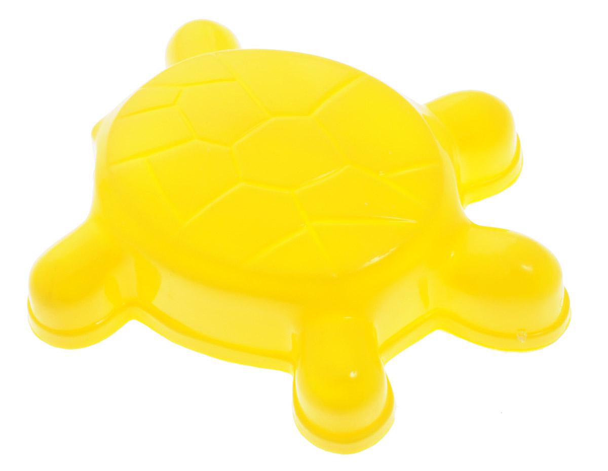 Zebratoys Формочка для песочницы Черепаха15-1Ф_черепахаЯркая формочка для песочницы Zebratoys Черепаха, изготовленная из прочного и безопасного пластика, доставит много радости вашему малышу. С ней ребенок сможет лепить из песка черепашек. Игрушка эргономична, удобна для детской ручки, не скользит. С такой формочкой ваш малыш увлеченно будет занят игрой. Уважаемые клиенты! Обращаем ваше внимание на ассортимент в цвете товара. Поставка возможна в одном из вариантов нижеприведенных цветов, в зависимости от наличия на складе.