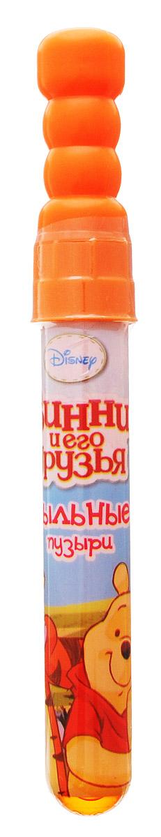 Веселая затея Мыльные пузыри Disney Винни и его друзья цвет оранжевый1504-0374_оранжевыйМыльные пузыри Веселая затея Disney. Винни и его друзья станут отличным развлечением на любой праздник! Парящие в воздухе, большие и маленькие, блестящие мыльные пузыри всегда привлекают к себе особое внимание не только детишек, но и взрослых. Смеющиеся ребята с удовольствием забавляются и поднимают настроение всем окружающим, создавая неповторимую веселую атмосферу солнечного радостного дня. Порадуйте вашего ребенка таким замечательным подарком!
