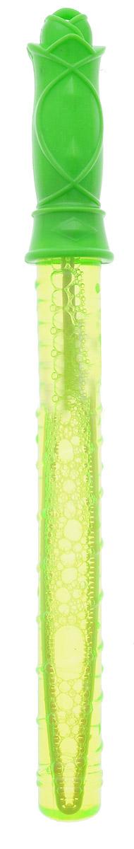 Веселая затея Мыльные пузыри Волшебная палочка цвет салатовый1504-0281_салатовыйМыльные пузыри Веселая затея Волшебная палочка станут отличным развлечением на любой праздник! Парящие в воздухе, большие и маленькие, блестящие мыльные пузыри всегда привлекают к себе особое внимание не только детишек, но и взрослых. Смеющиеся ребята с удовольствием забавляются и поднимают настроение всем окружающим, создавая неповторимую веселую атмосферу солнечного радостного дня. Порадуйте вашего ребенка таким замечательным подарком!