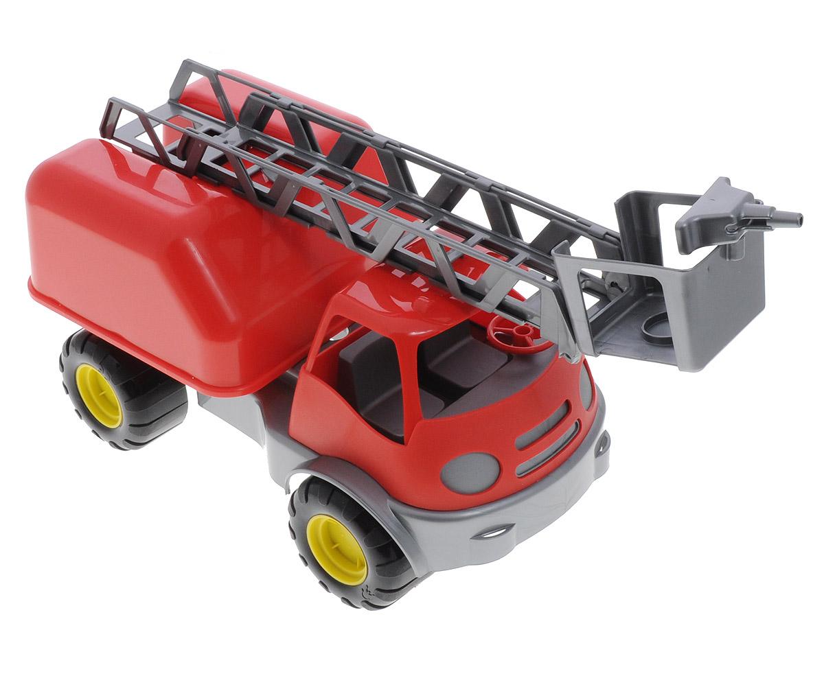 Zebratoys Пожарная машина15-5344Пожарная машина Zebratoys отличается эргономичностью и ударопрочностью. Пожарная машина станет отличным подарком для вашего ребенка. Функциональность игрушки дает возможность ребенку окунуться с головой в игровой процесс, а высокое качество позволяет наслаждаться любимой игрой в полной мере и в любое время года. Игрушка изготовлена из качественных и безопасных материалов.
