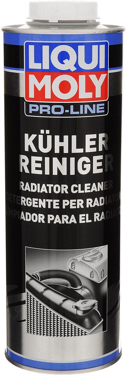 Очиститель системы охлаждения LiquiMoly Kuhler Reiniger, 1 л5189LiquiMoly Kuhler Reiniger - это средство для чистки контуров охлаждения. Очиститель удаляет отложения и обеспечивает нормальную температуру двигателя, его надежность. Эффективно растворяет накипь и загрязнения, содержащие масло, в радиаторах, обогреве, а также в двигателе. Подходит для всех систем охлаждения и нагрева. Не содержит агрессивных кислот и щелочей. Очиститель содержит энзимы и поверхностно-активные вещества в высокой концентрацией, удаляющие масляные загрязнения и шламы из системы охлаждения. Загрязнения переводятся во взвешенное состояние и сливаются из системы со старым антифризом. Особенности LiquiMoly Kuhler Reiniger: - Химическое преобразование накипи. - Удаление густой смазки и масла. - Диспергирование отстоя и шлама. - Не разъедает материал, используемый в радиаторах. - Совместимость с резиной и пластиком. - Совместимость с антифризом. - Без содержания агрессивных кислот и щелочей. - Нейтрализатор...