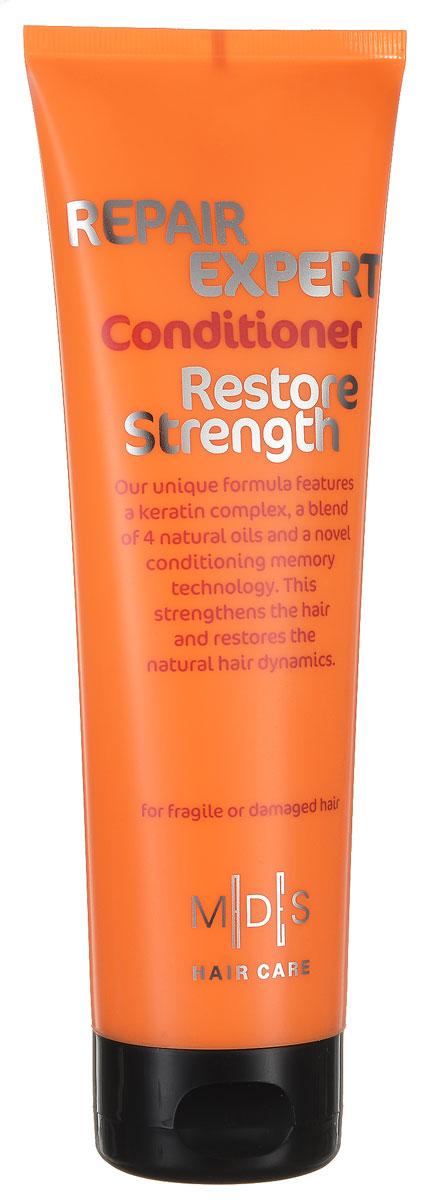 Hair Care Кондиционер кератиновый для поврежденных волос Repair Expert Restore Strength, 250 мл803818Восстанавливающий кондиционер с кератином для поврежденных и ломких волос. Кератиновый комплекс питает и восстанавливает структуру волос, предохраняя от ломкости. Масло моринга, авокадо, миндаля, рыжиковое масло в комплексе с экстрактами красного дерева и алоэ вера придают гладкость, блеск и мягкость волосам, облегчая расчесывание. Подходит для ежедневного применения. Для поврежденных и окрашенных волос.