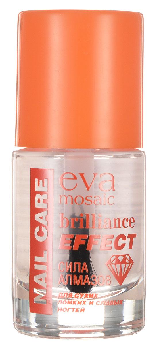 Eva Mosaic Комплекс для укрепления ногтей с алмазной пылью, 10 мл