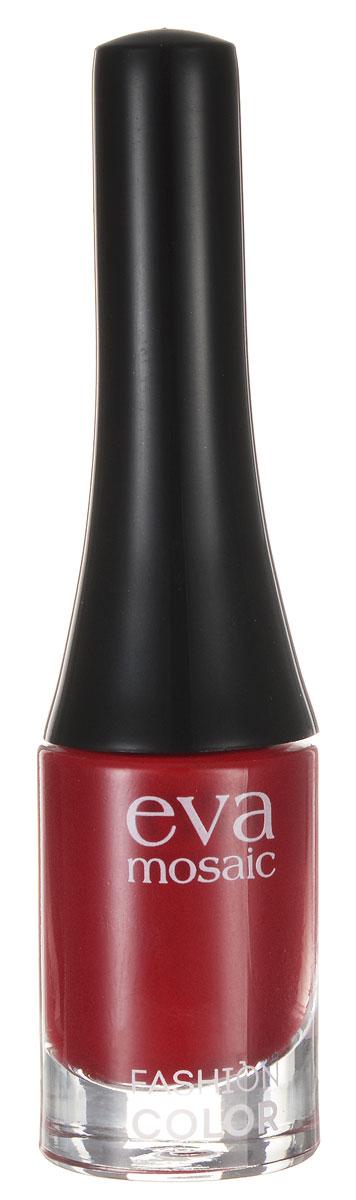 Eva Mosaic Лак для ногтей Fashion Colour, 6 мл, 127 Алый Матовый698421Стойкие лаки для ногтей в экономичной упаковке небольшого объема - лак не успеет надоесть или загустеть! Огромный спектр оттенков - от сдержанной классики до самых смелых современных тенденций. - легко наносятся и быстро сохнут - обладают высокой стойкостью и зеркальным блеском - эргономичная плоская кисть для быстрого, аккуратного и точного нанесения.