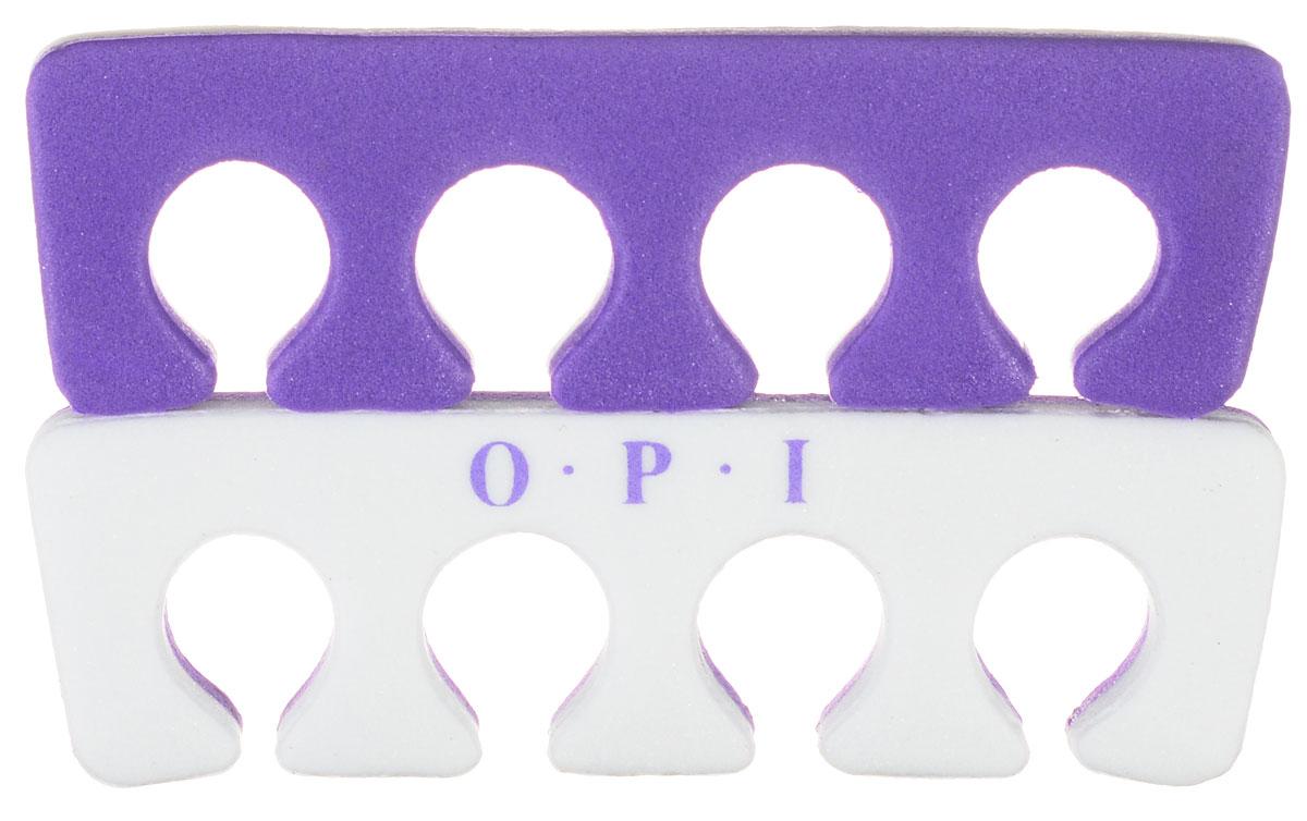 OPI Разделители для педикюра, 1 пара, цвет: мультицвет