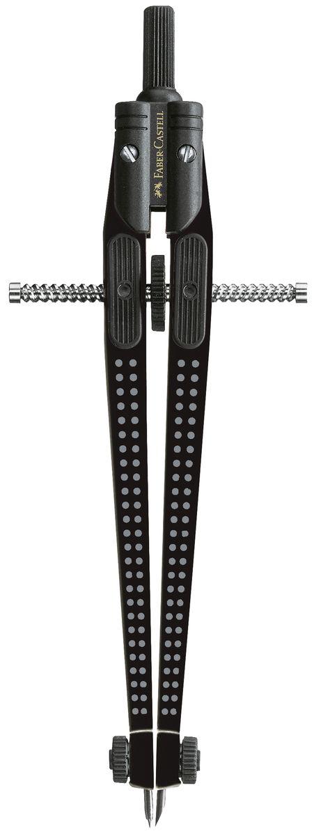 Faber-Castell Циркуль Quick Set Grip 2001 цвет черный 174434