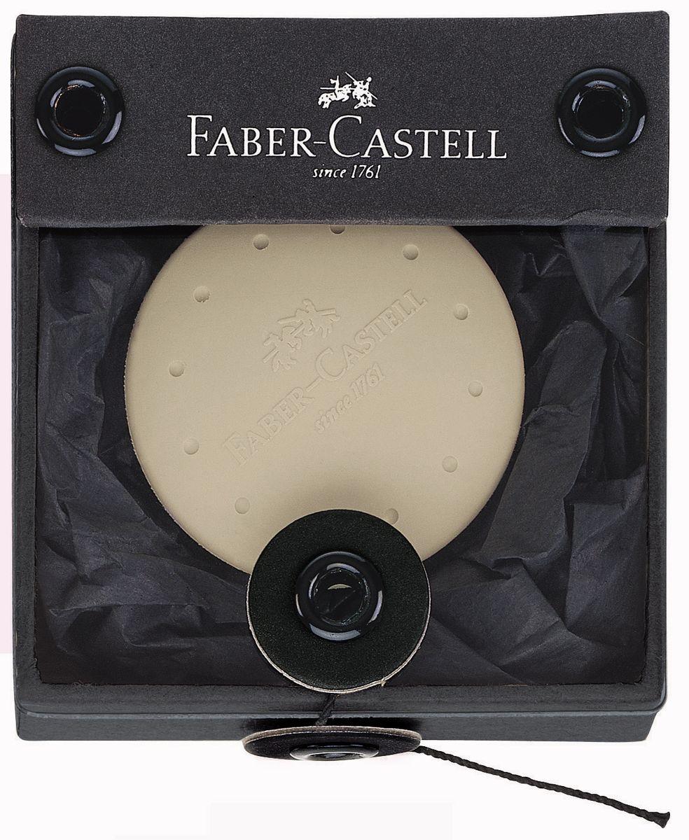 Faber-Castell Ластик Ufo188306Ластик Ufo - это высококачественный ластик для графитных простых и цветных карандашей. Элегантный дизайн делает ластик прекрасным подарком.