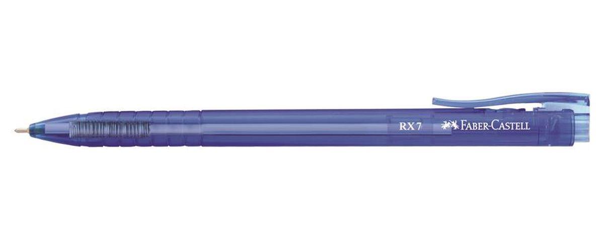 Faber-Castell Шариковая ручка RX-7 синий
