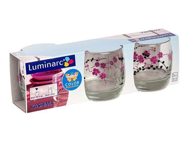 "Набор стаканов Luminarc ""Kashima"", 310 мл, 3 шт"