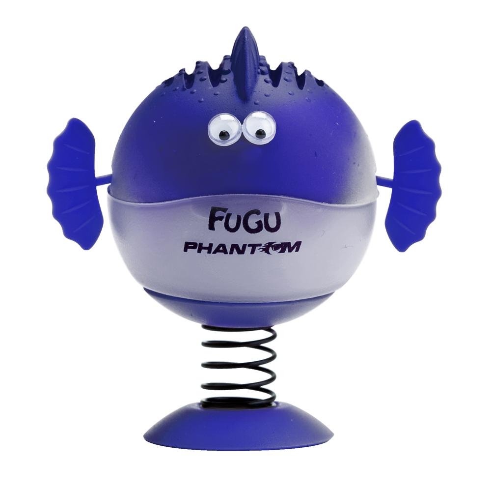 Ароматизатор Fugu Ваниль, цвет: сиреневый