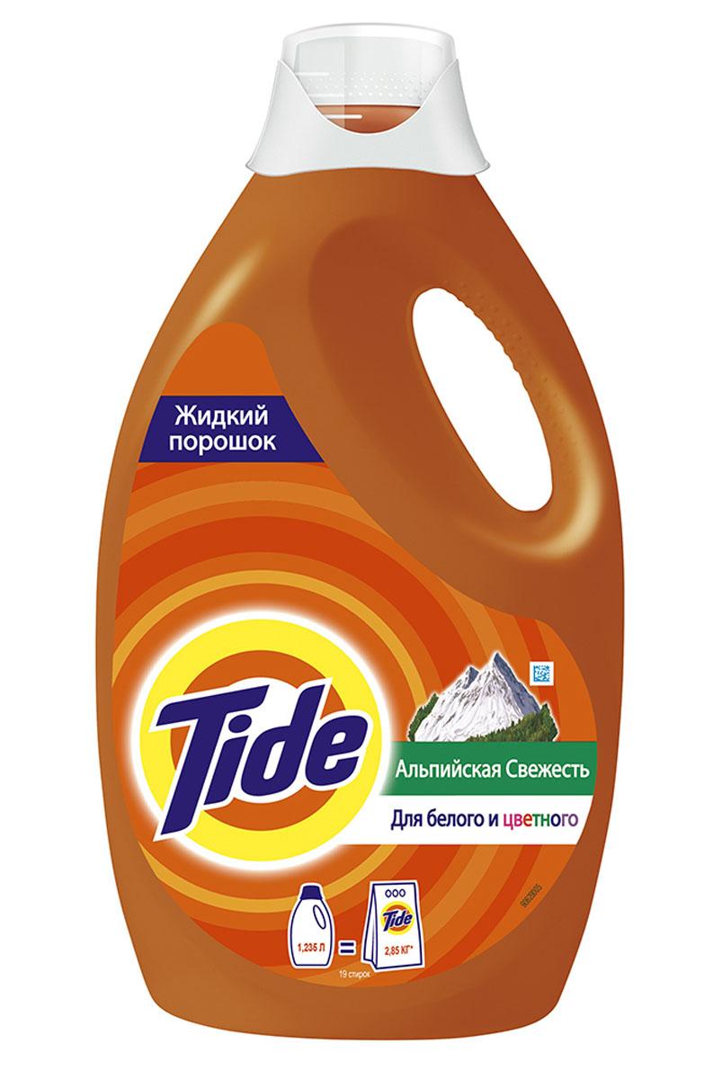 Жидкий стиральный порошок Tide