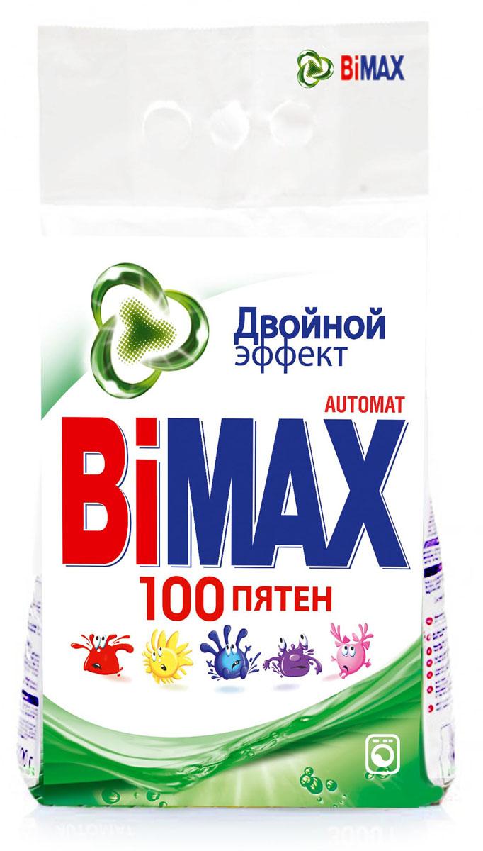 Стиральный порошок BiMax 100 пятен, 4 кг366-1Стиральный порошок BiMax 100 пятен предназначен для замачивания, стирки и отбеливания изделий из хлопчатобумажных, льняных, синтетических тканей, а также тканей из смешанных волокон. Не предназначен для стирки изделий из шерсти и натурального шелка. Порошок имеет пониженное пенообразование, содержит биодобавки и перекисные соли. BiMax удаляет загрязнения и более 100 видов трудновыводимых пятен, придавая вашему белью ослепительную белизну. Подходит для стиральных машин любого типа и ручной стирки.