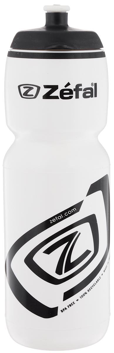 Фляга велосипедная Zefal Premier 75, цвет: белый, черный, 750 мл160PВелосипедная фляга Zefal Premier 75 изготовлена из пищевого полимера (без использования бисфенола и ПВХ). Вы можете без труда ее установить на велосипед (держатель для фляги приобретается отдельно). Делайте большие глотки благодаря клапану с сильной струей и наполняйте фляжку с помощью большой крышки.