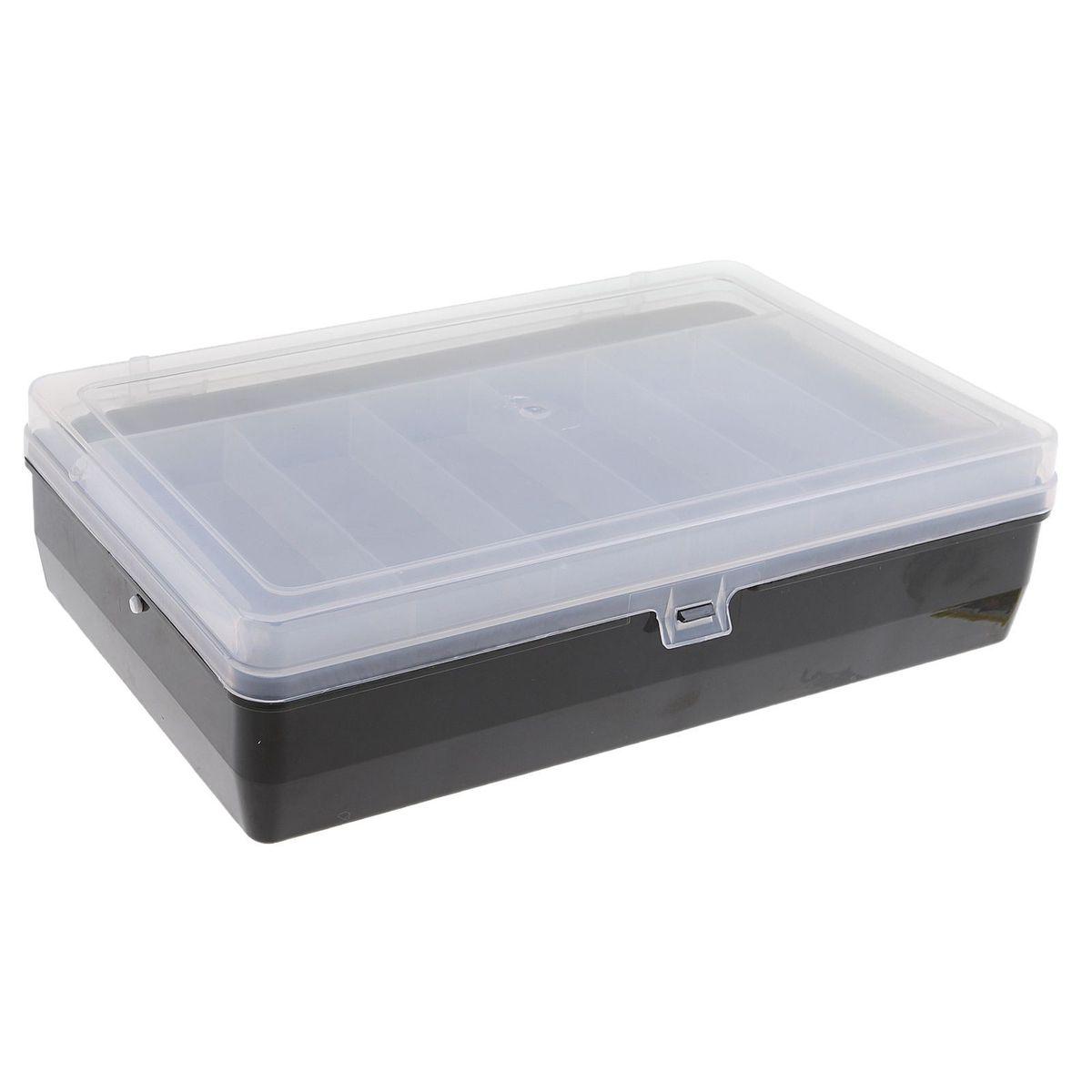 Коробка для крючков и насадок Тривол, двухъярусная, с микролифтом, цвет: зеленый, 23 х 15 х 6,5 см1271657Коробки для крючков, как и другие аксессуары для рыбалки, помогут сделать процесс подготовки к самой рыбной ловле максимально удобным. Сегодня мы можем предложить всем нашим посетителям такие коробки для крючков, которые идеально подойдут в любое время года, для любого типа рыбалки и помогут вовремя отыскать среди всех снастей именно те, которые необходимы на данный момент.