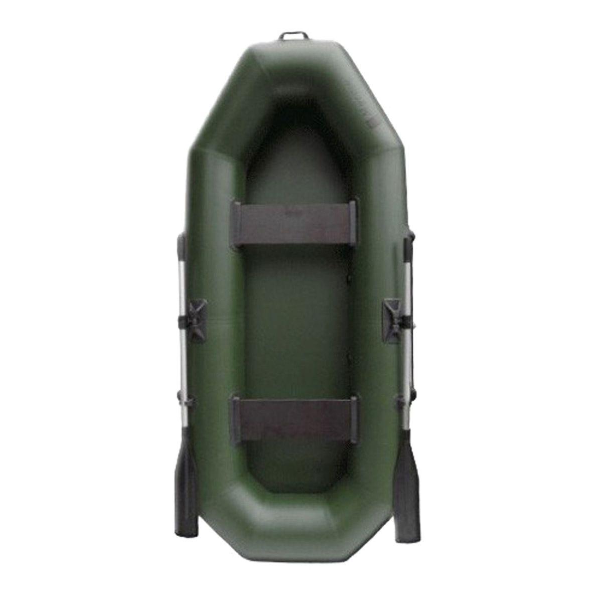 Лодка надувная Муссон S 262, цвет: зеленый1412101«Муссон S 262» — гребная лодка, предназначенная для отдыха, охоты и рыбалки на воде. С ней вы сможете заняться любимым делом в любое время и любую погоду, широкий температурный диапазон даёт возможность эксплуатировать изделие с ранней весны до поздней осени. Вместительность лодки позволяет насладиться активным отдыхом двум людям сразу. Отправляйтесь на рыбалку с другом и разделите радость от улова вместе с ним. Современная модель «Муссон S 262» изготовлена из ПВХ, устойчивого к проколам, порезам и ультрафиолетовым лучам, благодаря чему увеличен срок эксплуатации. Расцветка позволяет быть незамеченным на фоне растительности, а значит, вы не спугнёте свою добычу. Данную модель можно хранить длительное время без каких-либо дополнительных обработок поверхности. В комплекте есть разборные вёсла, которые можно сложить и убрать. С поворотными уключинами на бортах и держателями для вёсел управлять лодкой стало ещё проще. Лодка в сложенном состоянии не займёт много места. Данная особенность...